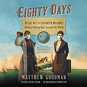 Eighty Days Hörbuch