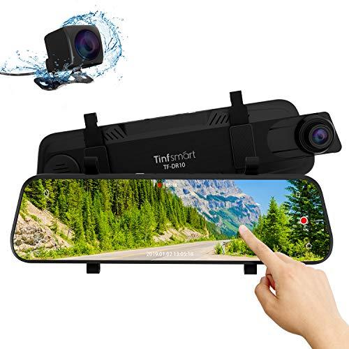 Mirror Dash Cam Dual Dash Cam 10