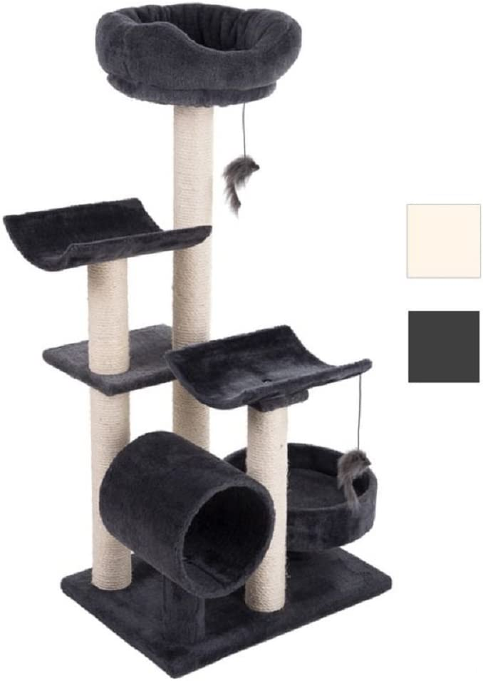 Penelope Árbol para gatos para gatitos y gatos mayores