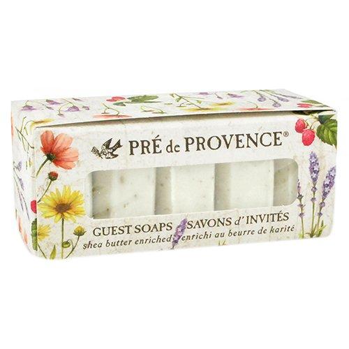 Pre De Provence Luxury Box of Guest Gift Soap (Set of 5) - White Gardenia