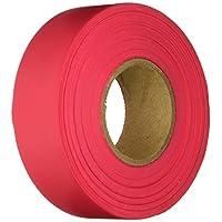 Cinta marcadora Keson FTGR Ribbon Marker, 1-3 /16 pulgadas por 150 pies, Glo-Red