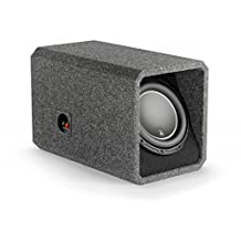 "JL Audio HO110-W6v3 Ported H.O. Wedge enclosure with one 10"" W6v3 subwoofer"