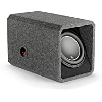 JL Audio HO110-W6v3 Ported H.O. Wedge™ enclosure with one 10 W6v3 subwoofer