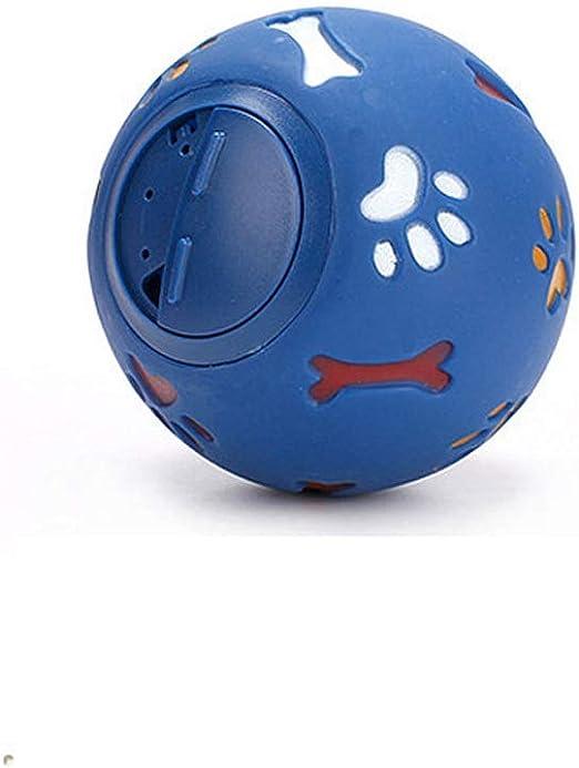 LXRZLS Juguete para Perros Que se escapa de la Bola de Comida ...