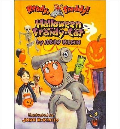 Halloween Fraidy-Cat (Ready, Freddy!)