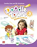 Doodle Town 3 Student's Book Pack