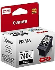 Canon PG-740 BK XL BJ Cartridge, Black