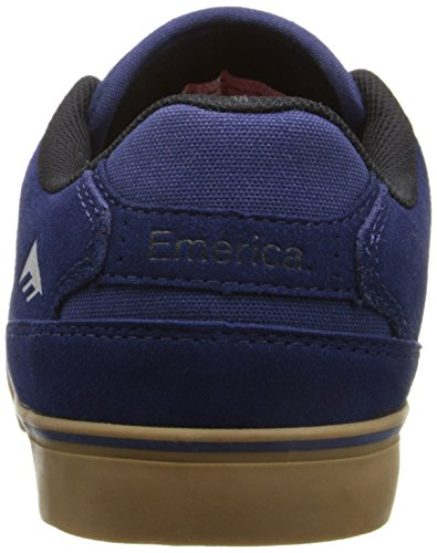 Emerica The Reynolds Low Vulc Gum - Zapatillas de skate Hombre Marino