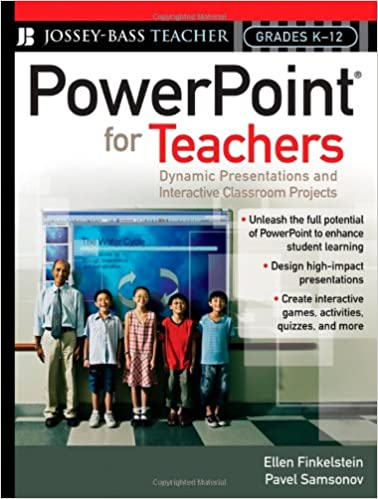 PowerPoint for Teachers: Dynamic Presentations and Interactive ...