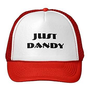 1349fe0e7 Retro trucker hats dandy New snapback hats at Amazon Men's Clothing ...