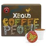 Coffee People Dark Roast, Jet Fuel, K-Cup Portion Pack for Keurig Brewers 24-Count