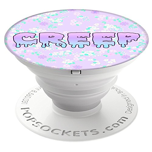 PopSockets: Collapsible Grip & Stand for Phones and Tablets - Creep