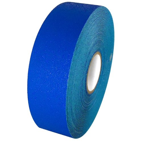 Armadillo Blue High Performance Asphalt Tape for Handicap and Color Coding 3-Inch x 108 Foot Roll