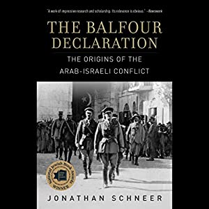 The Balfour Declaration Audiobook
