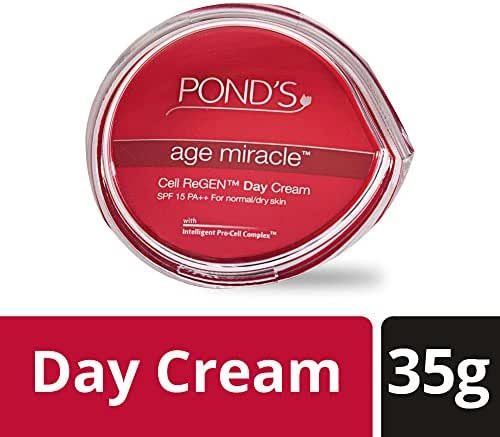 Ponds Age Miracle Cell ReGen Day Cream SPF 15 PA++, 35g