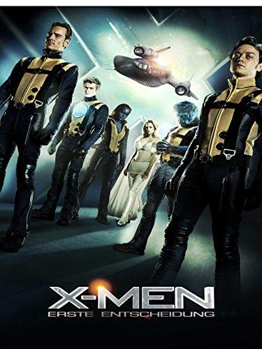 X-Men - Erste Entscheidung Film