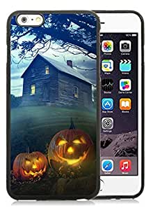 2014 Latest iPhone 6 Plus Case,Halloween Black iPhone 6 Plus 5.5 TPU Case 6