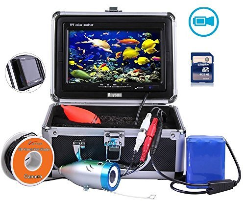 7 Inch Tft Underwater Fishing Camera - 8