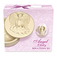 AngelStar Angel and Baby Box and Stone Package Set