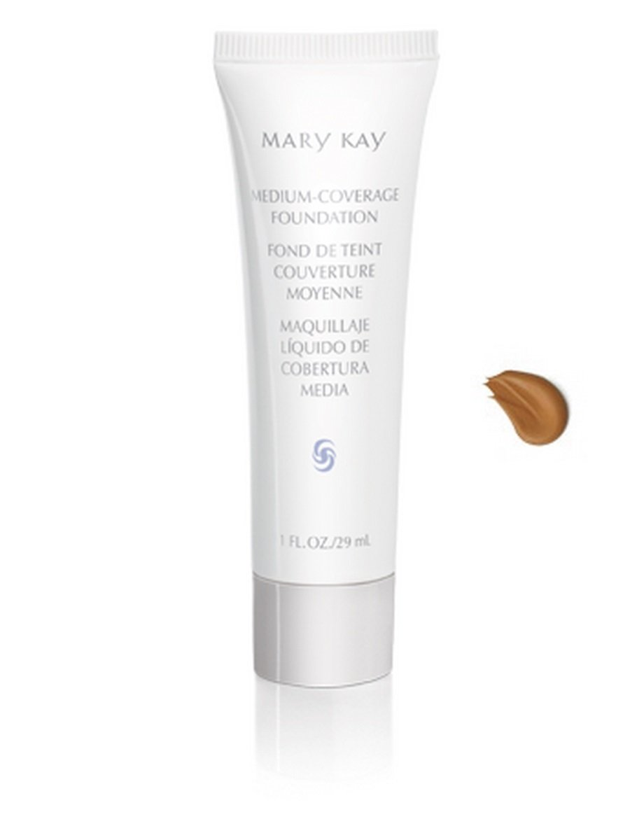 Mary Kay Medium-Coverage Bronze 504 Foundation