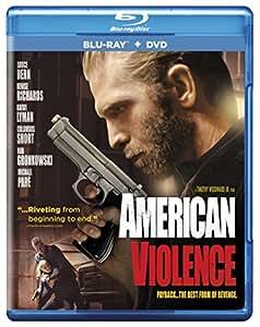 American Violence (Blu-ray + DVD)