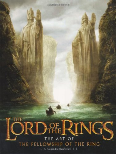 [The Art of The Fellowship of the Ring (The Lord of the Rings)] (Film And Tv Costume Design)