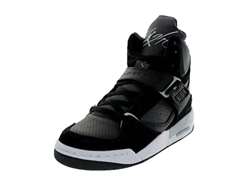 3d55bd522a00 Nike Boys 524865-016 Jordan Flight 45 High (Gs) Kids Black Size  11.5 UK   Amazon.co.uk  Shoes   Bags