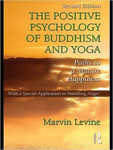 Amazon.com: The Positive Psychology of Buddhism and Yoga ...