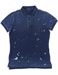 Women's Skinny Polo Pony Logo T-Shirt
