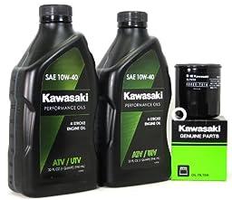 2013 Kawasaki MULE 610 4X4 XC Oil Change Kit