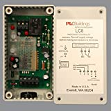 PLC Multipoint LC8 Single Zone, Daylight Harvesting Photo Controller for ON/OFF Switching, 24 Volt
