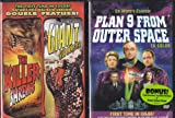 The Killer Shrews , the Giant Gila Monster , Plan 9 From Outer Space : Classic Sci Fi Horror 3 Pack