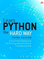 Learn Python the Hard Way, 3rd Edition Front Cover