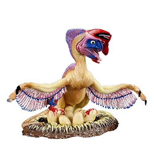 Kaiyu Dinosaur Toys El Modelo de acción del Dinosaurio Educativo del Dinosaurio jurásico Puede Satisfacer la estimulación...