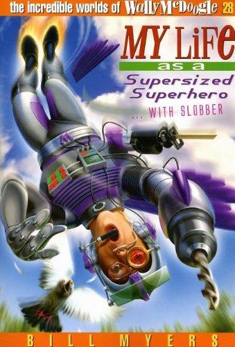 Supersized Superhero Slobber Incredible McDoogle