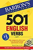 img - for 501 English Verbs with CD-ROM (501 Verbs Series) book / textbook / text book