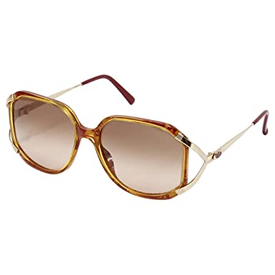 ea622e88f4c Christian Dior Cateye Vintage Sunglasses (Turquoise)  Amazon.in ...