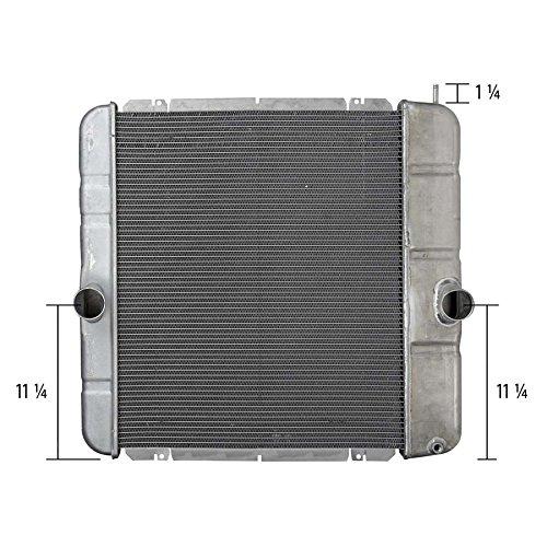 Spectra Premium 2001-3532 Radiator
