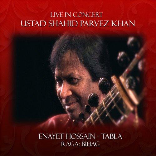 Live In Concert: Shahid Parvez Khan by Aimrec