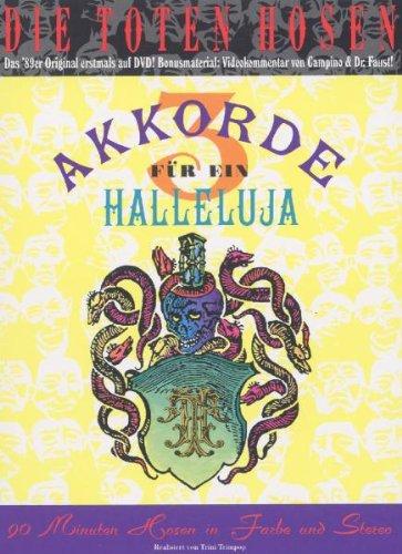 Die Toten Hosen - 3 Akkorde für ein Halleluja