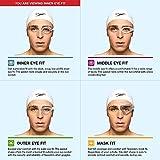 Speedo Unisex-Adult Swim Goggles Mirrored