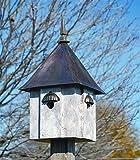 Heartwood 151A Avian Meadows Decorative Bird House