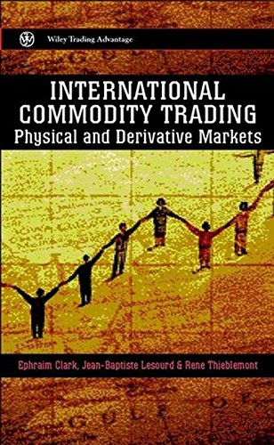 International Commodity Trading by Wiley