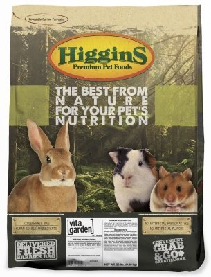 Dogswell Higgins Vita Garden Rat & Mouse Food, 1 Pack, One Size