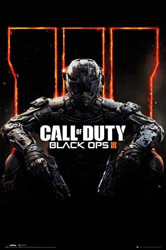 Trends International Call of Duty Black Ops Key Art Wall Poster