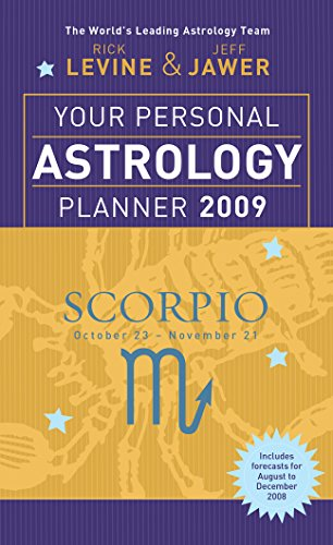 (Your Personal Astrology Planner 2009: Scorpio)