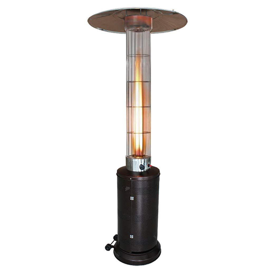 XLOO Commercial Outdoor Patio Heater,Portable Table Top Patio Heater, Infrared Radiation Heating, Rapid Temperature Rise, Temperature Adjustment, and Protection Against Dumping by XLOO