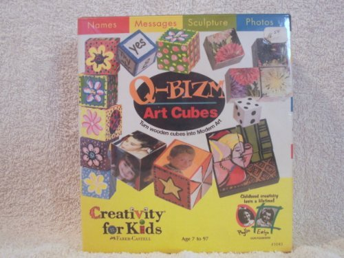 Q-Bizm Art Cubes by by by Faber Castell 851872