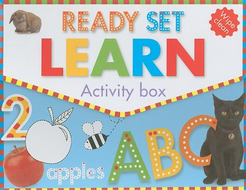 Download Ready Set Learn Activity Box ebook