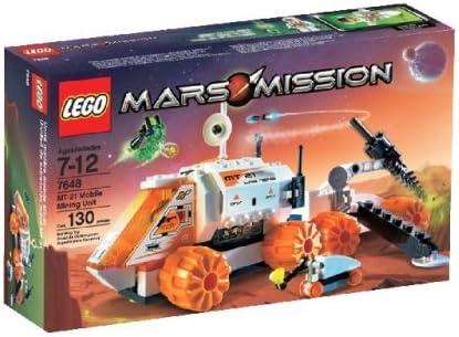 B000Y8BF1Q LEGO MT-21 Mobile Mining Unit 512zd-ZD6BL.